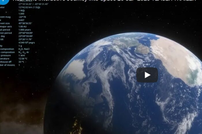 An Interactive Journey of the Cosmos 2.0