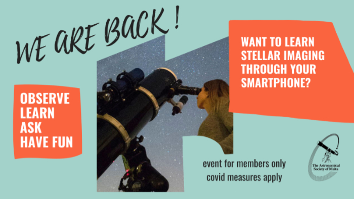 Member Event: Observation and Imaging Night